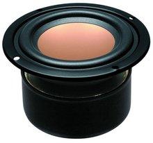 """HiVi M3N 3"""" Full Range Magnesium/Aluminum Mixed Cone Swan Speaker Pmax 30W"""