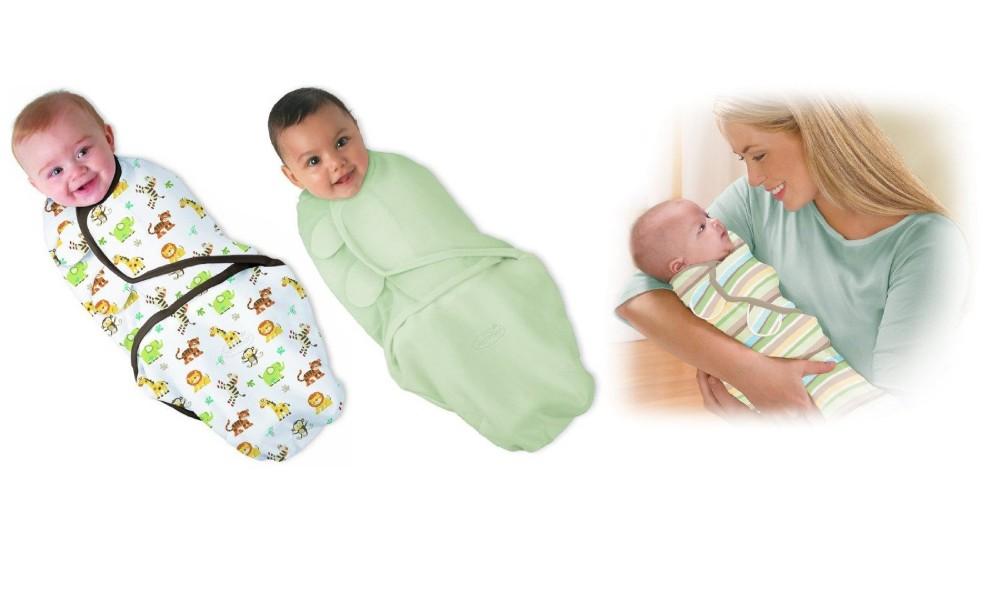 Miracle Baby Infant Swaddle Wrap Organic Baby Swaddle Wrap Swaddle