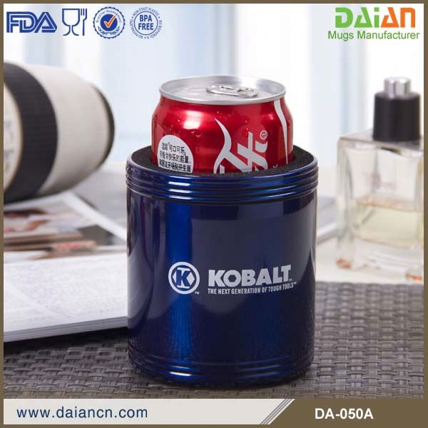 OEM metal can cooler holder