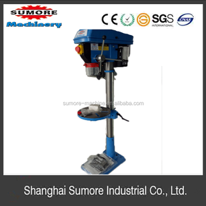 16mm 450W 550W new not used pillar drill press machine for metal and wood core drilling SP5216C-I