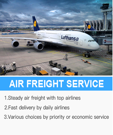 Free Pick Up Shenzhen Shipping Agent Cheap air freight China to Germany