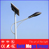 5 years warranty IP65 waterproof 90w LED Lamp Solar Street Light with 9m zinc coated steel pole for common road