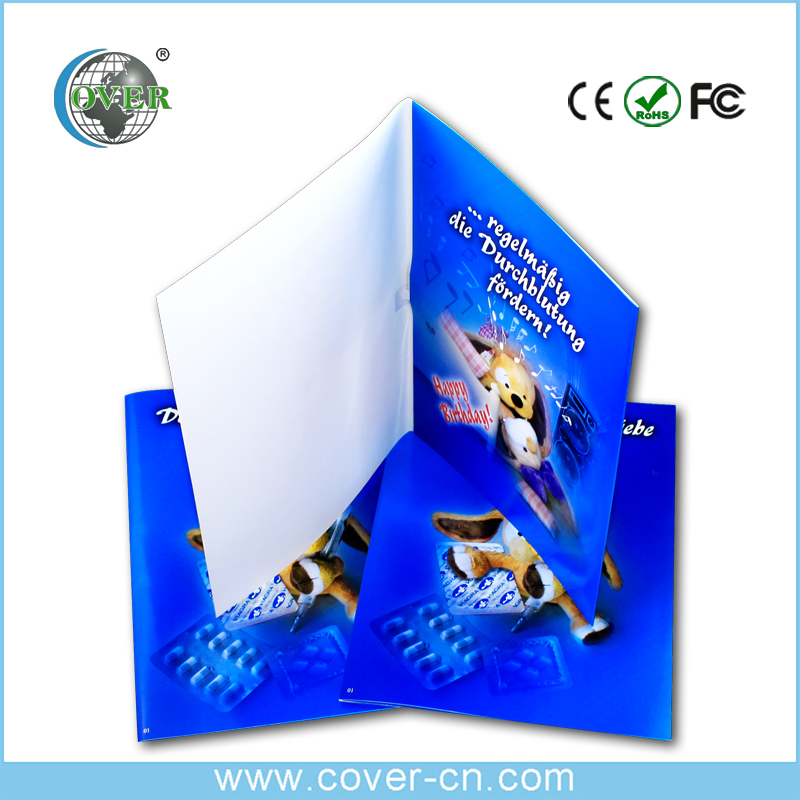 Hot selling card products festival card wedding greeting card in stock