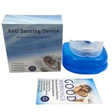 Snoring Stop Aid Anti Snore Mouthpiece