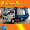 New DFAC 2 tons capacity garbage trucks