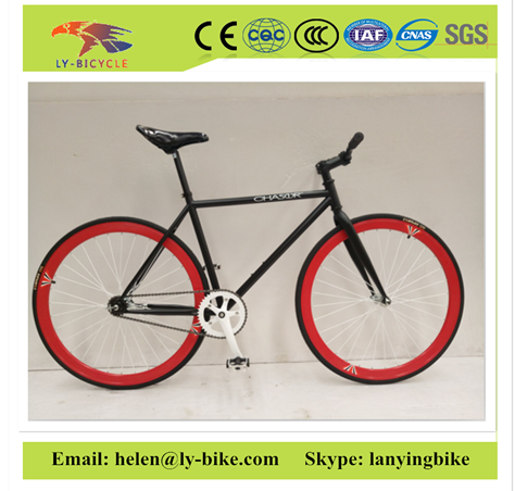 good price fixie bike wholesale/ Chinese quickly delivery 700C fixed gear bicycle coaster brake