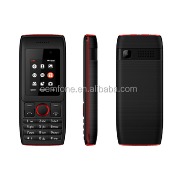 f36698401d3 1.77 Inch Feature Phone Low Price Cell Phone Bar Type Used Dual SIM Mobile  Phone