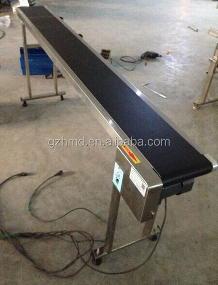 Small conveyor belt roller egg conveyor belt electric Motorized conveyor belt