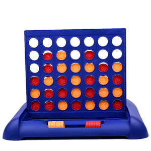 Best-selling Connect Four Game Giant Chess Board Game Math Educational For Kids