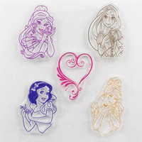 Clear Rubber Stamp DIY Scrapbooking/Card Making Decoration Supplies