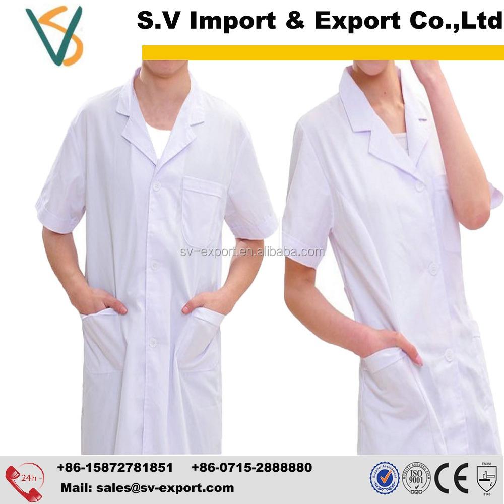 Hospital Doctor White Coat Hospital Doctor White Coat Suppliers