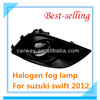 High quality car 12V fog light for Suzuki Swift 2012 auto parts