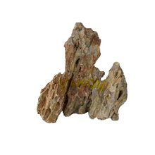 Goedkope holey dragon stone rock akvaryum aquarium accessoires