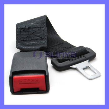 150g Each Strip E4 Certified Universal Buckle Mini Seatbelt Extender