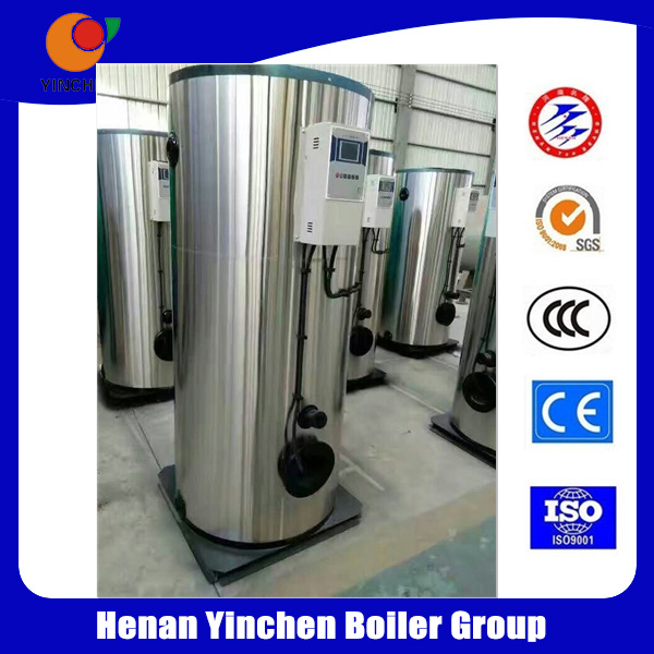 Natural gas / LPG/ LNG Fired hot water boiler