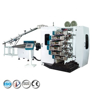Offset printing machine for 6-color