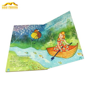 Reliable and Cheap all kinds of story books printing personalized child book