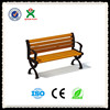 Durable park bench garden chair/wooden garden bench/garden bench wooden slats QX-144D