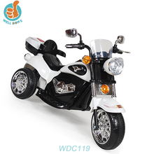 WDC119 Music & Lights Baby Mini Electronic Kids Motorcycle Jiaxing Led