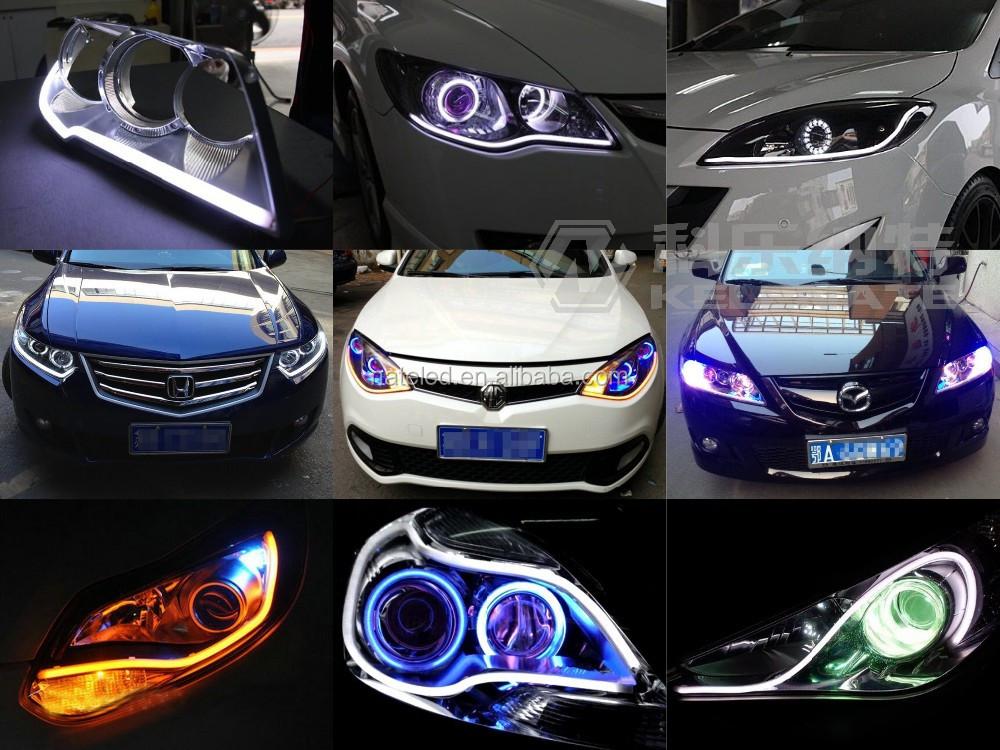 Led Per Auto Esterni.12v Led Di Illuminazione Per Esterni Luce Al Neon Accessori Auto Online Luci Diurne Buy Luci Diurne Disegno Luci Led Illuminazione A Led Product On