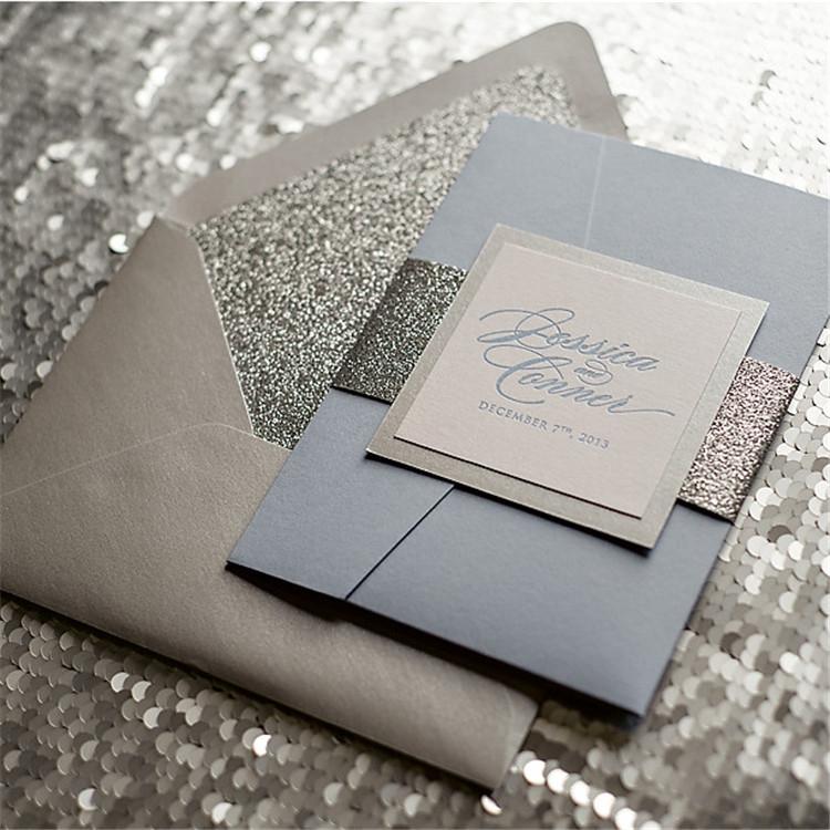 Elegant Design Royal Wedding Invitation Card For Europe - Buy Royal ...
