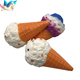 Kawaii gift cute squishy PU ice cream toys slow rebound food toy