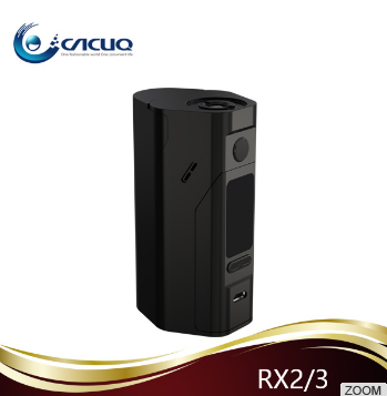 6 color Wismec Reuleaux RX200S 200W TC Box Mod wholesale rx2/3 wismec kit