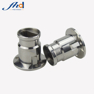 OEM&ODM CNC milling stainless steel component for rotation