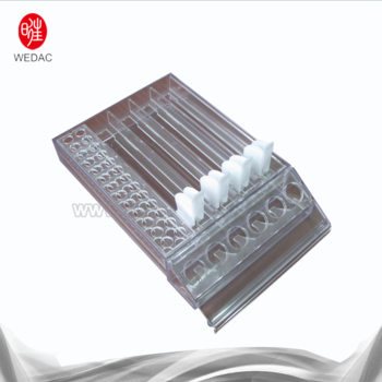 WEDAC Brand Retail Store Design Auto-feed Cosmetic display Rack Unit