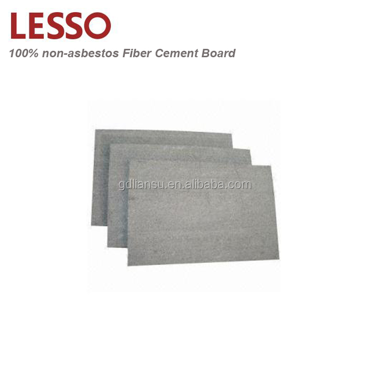 High strength fireproof material fiber cement board plant for exterior wall panel
