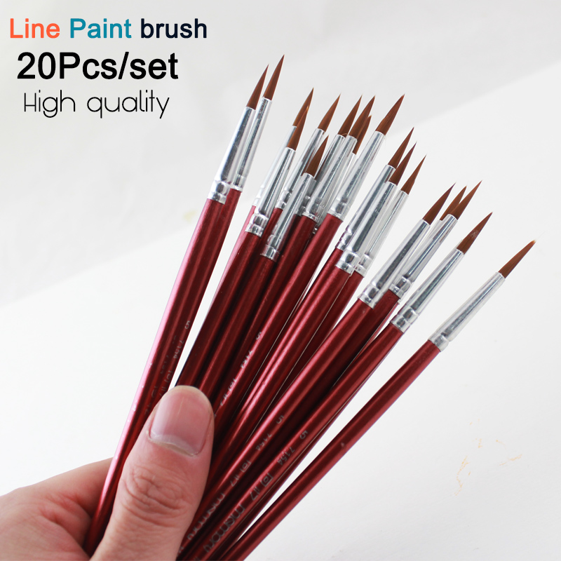 Short Handle Nylon Tube Brushes 48