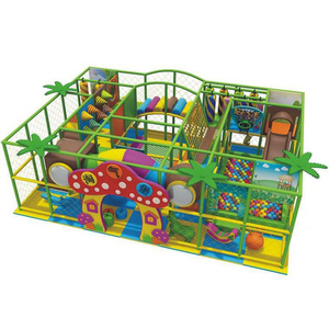 Indoor playground equipment toy lovely naughty castle kids digital playground