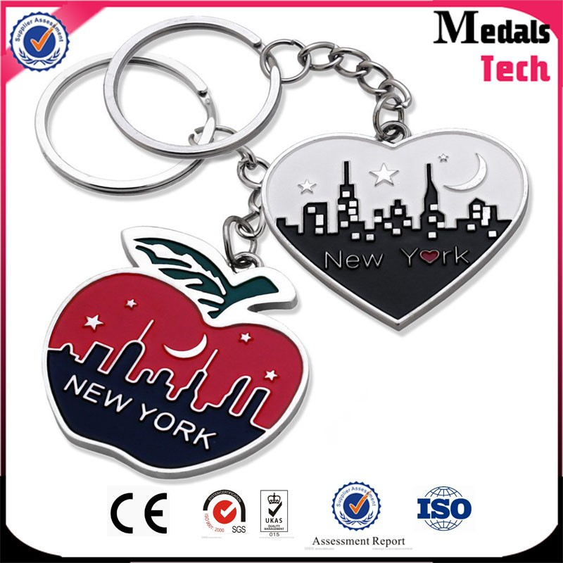 China manufacturer design metal sticker epoxy jersey bottle opener keychain