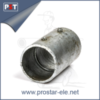 Steel Expansion Coupler BS4568 Electrical Cable Conduit Coupling