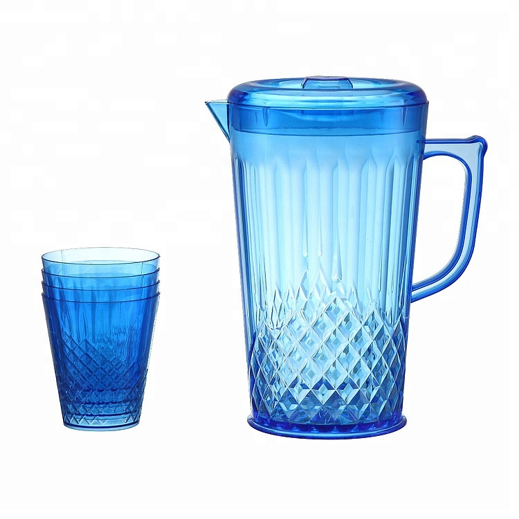 Beautiful Crystal Water Cooler Jugs From Plastic Water Jug Manufacturer