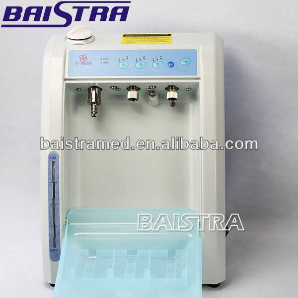 Best used dental handpiece cleaning lubricate system/Lubricating Device High Speed