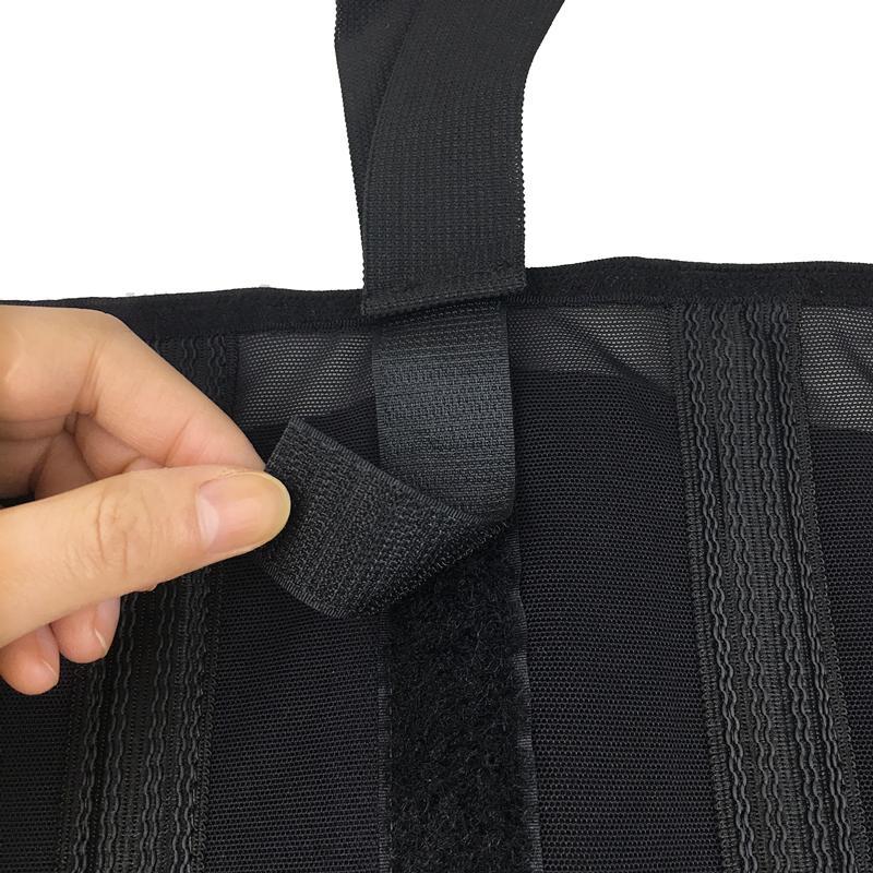 Lumbar volver apoyo para Corrector de postura con cinturón elástico
