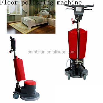 High Speed Granite Marble Floor Polishing Machine With Lowest Price - How to polish marble floors by machine