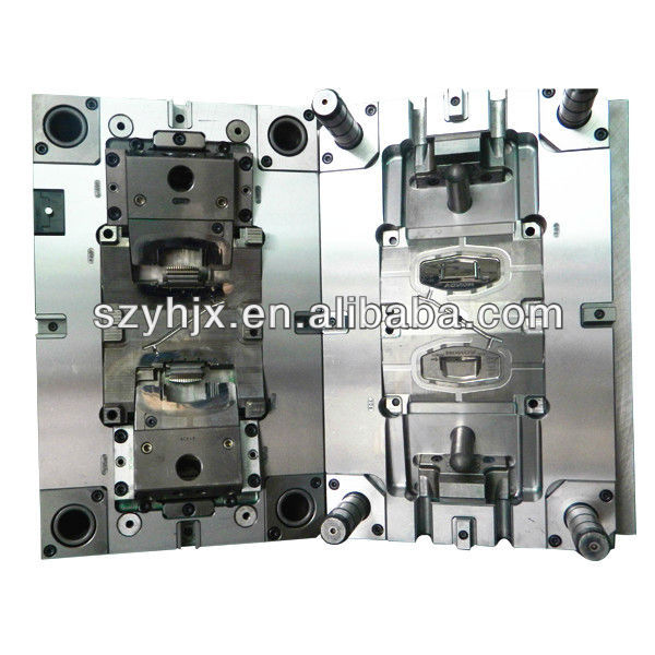 presicion auto lamp outer base mould for guangzhou honda