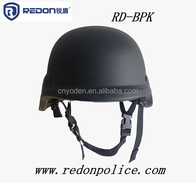 military NIJ IIIA level combat ballistic bullet proof helmet