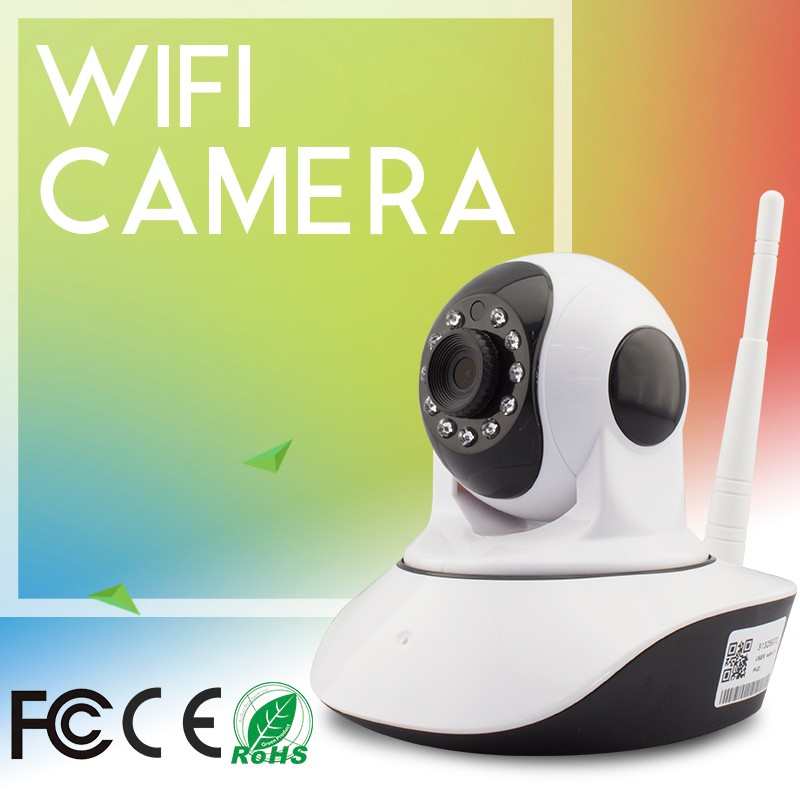 Vitevision indoor ptz pir onvif and wifi low cost wireless ip cctv camera