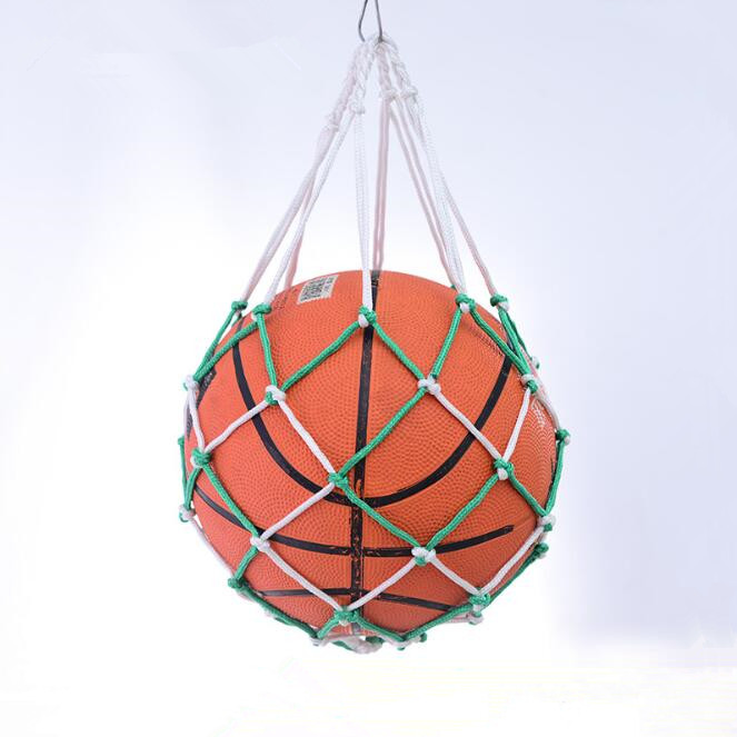 Customized Football Volleyball Basketball Carry Net Bag Training