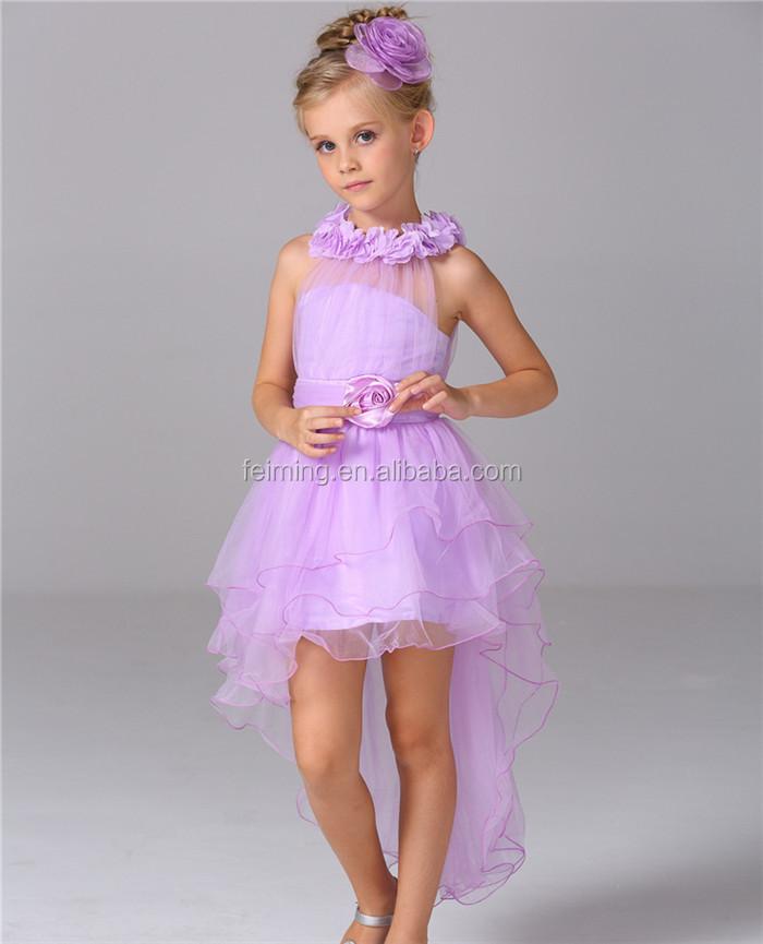 Sd-1093g Últimas Desgaste Del Partido Vestidos Para Niñas Vestido ...