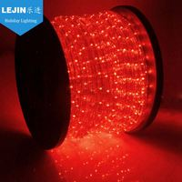 Rubber LED Modules rope light clips