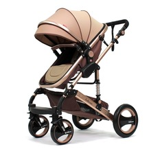2017 Belecoo high quality baby stroller 535-Q3 child pram 3 in 1 with EN1888