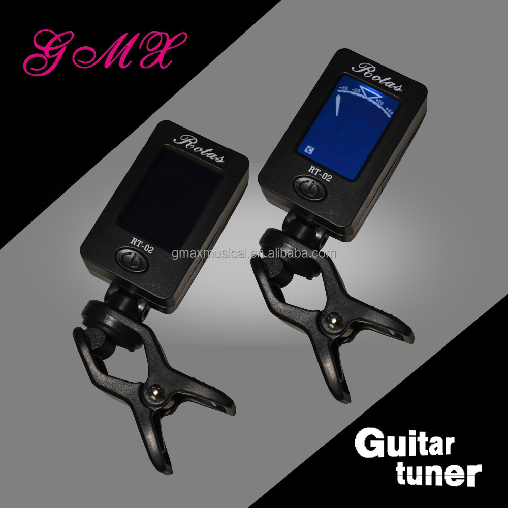 hot sale factory Guitar tuner Multi-Functional Tuner