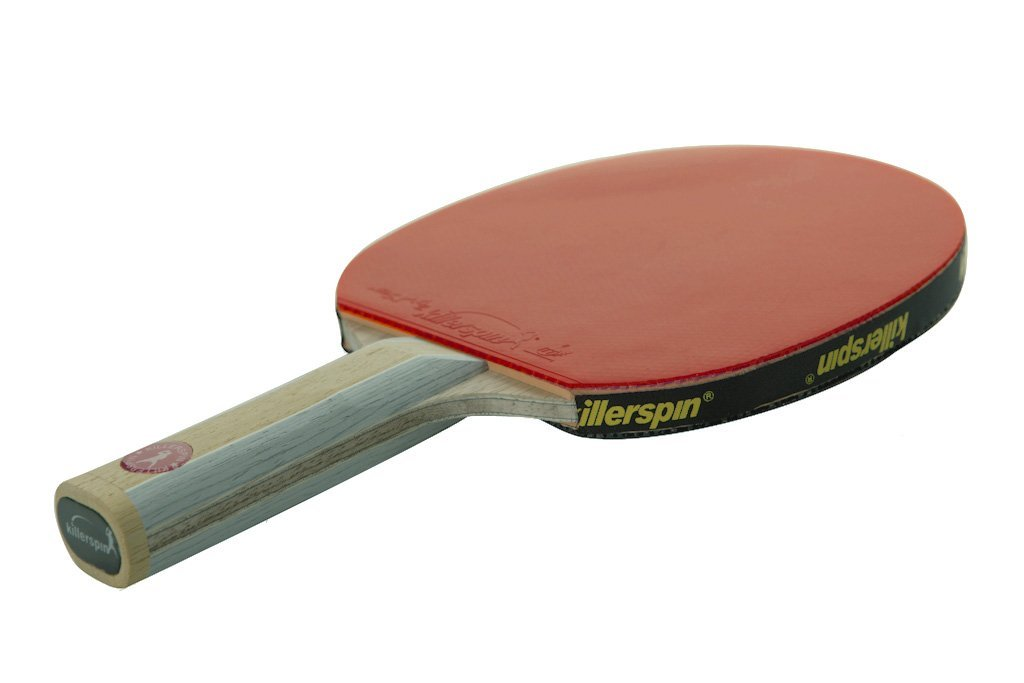 53014f0de3c Get Quotations · Killerspin Diamond CQ Table Tennis Paddle, Streight  -Premium Ping Pong Paddle Featuring 2-