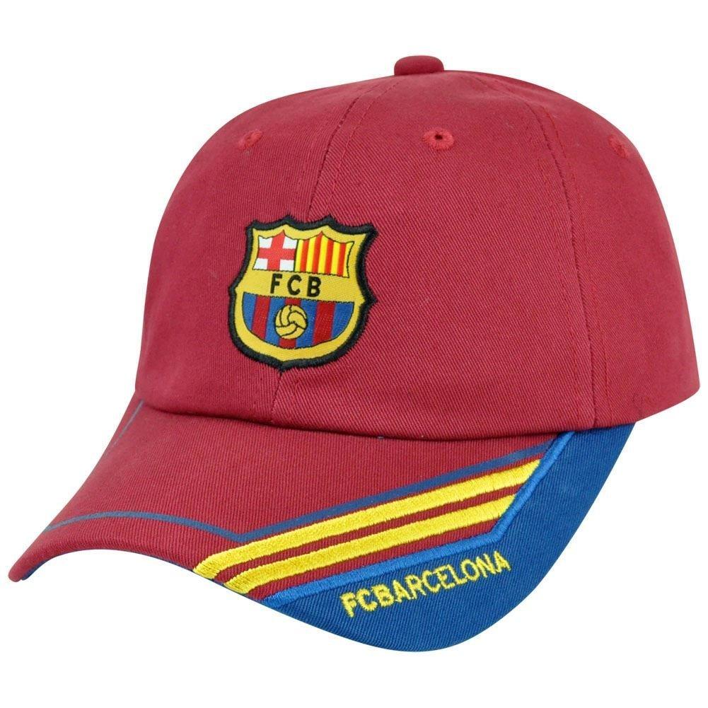 1e806c8df2e91 Get Quotations · Rhinox FC Barcelona La Liga Clip Buckle Barca Soccer  Futbol Hat Cap Gorra Spain