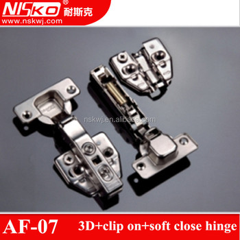 Removable Pin Dtc Hinges Auto Close 3d Adjustable Kitchen Cabinet ...
