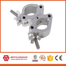 construction scaffolding parts forged double coupler ISO9001 EN74
